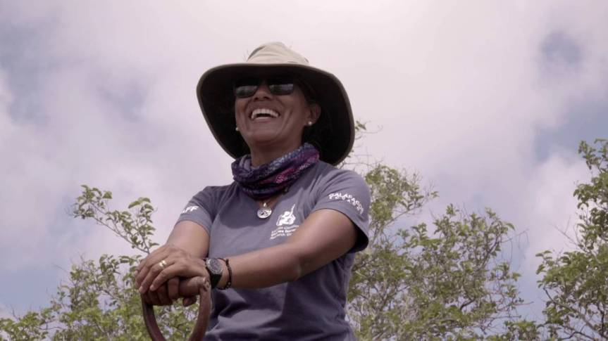 Ecuadorian on list of powerful women who are changing theworld