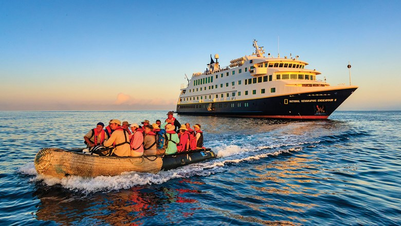 Travel Weekly: Galapagos Relief Effort by Lindblad Expeditions and IslandConservation