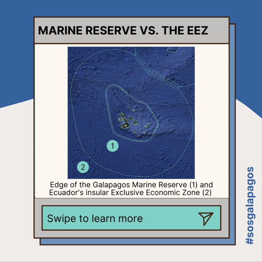 Explained: The high seas, EEZs and the Galapagos MarineReserve